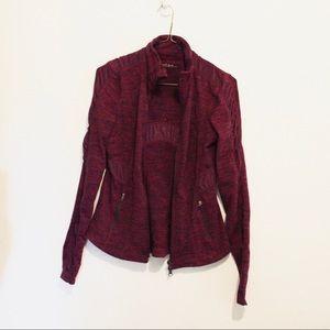Zella Ruched Activewear Jacket